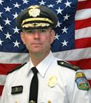 Robert Eaton Jr., a 23-year veteran of the Smithfield, RI Police Department will take over as the new chief of police for Stockbridge following Chief Rick Wilcox's retirement in mid-February.
