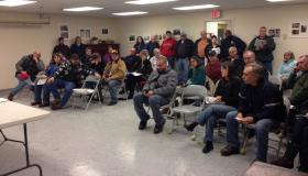 Hinsdale residents raised questions about the status of the town's police department at Wednesday's Select Board meeting.