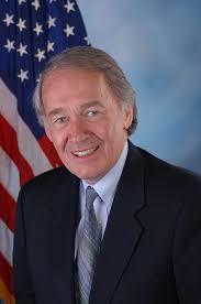 Massachusetts U.S. Senator Edward Markey