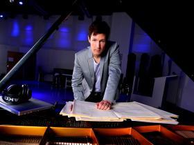Composer Jamie Christopherson - Vassar class of '97