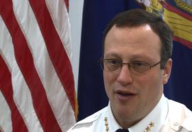 Albany Police Chief Steve Krokoff