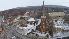 St. Francis Church in North Adams, Mass. has been vacant since 2009.