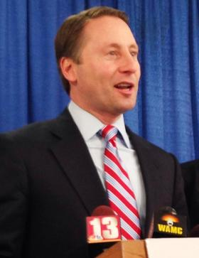 Rob Astorino thinks he can topple the popular governor, Andrew Cuomo.