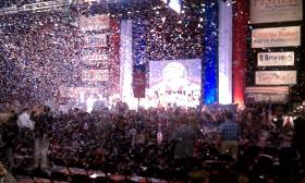 Republicans nominated a full ticket of candidates for statewide offices at the 2014 convention in Boston