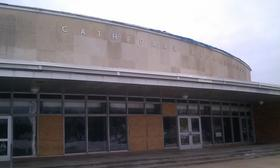 Cathedral High School in Springfield, MA was severely damaged by  the tornado on June 1, 2011. Officials announced a $38 million agreement with FEMA that will result in a new school beingconstructed at the current location.