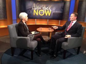 Karen DeWitt interviews Rob Astorino.
