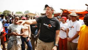 Jim Ziolkowski, founder of buildOn