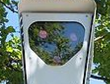 A typical red light camera installation.