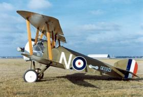 The Sopwith Camel was a British First World War single-seat biplane fighter introduced on the Western Front in 1917.