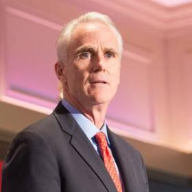 John Cahill is the GOP candidate for attorney general of New York.
