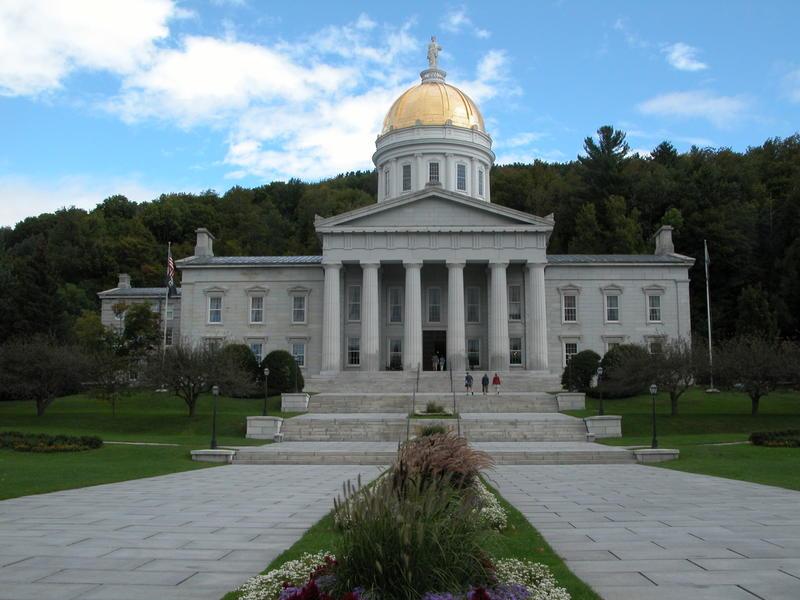Vermont Statehouse Montpelier