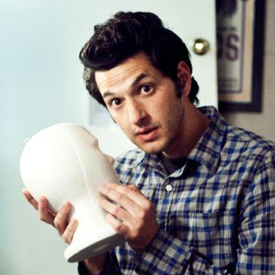 Ben Schwartz (image from UCB website)