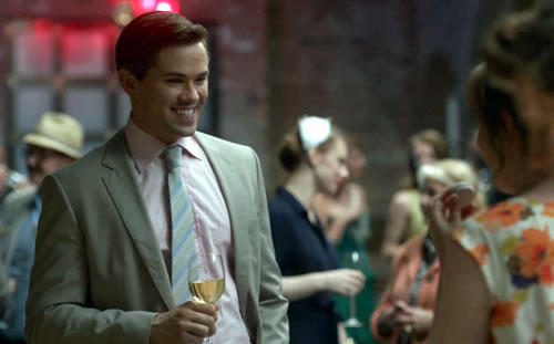 Andrew Rannells in <em>Girls</em>