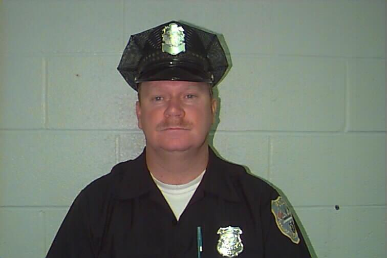 Springfield Police Officer Kevin Ambrose, who was killed in the line of duty