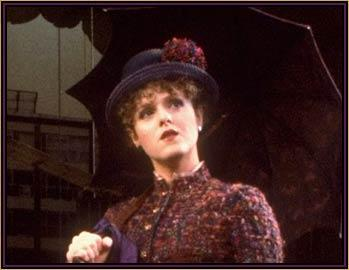 Bernadette Peters in <em>Sunday in the Park with George</em>