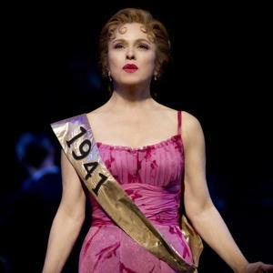 Bernadette Peters in <em>Follies</em>