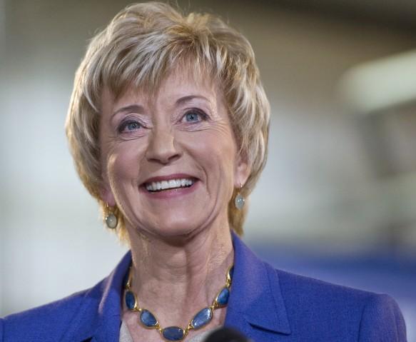 Linda McMahon, Republican Senate Candidate