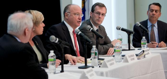 Massachusetts Gaming  Commissioners