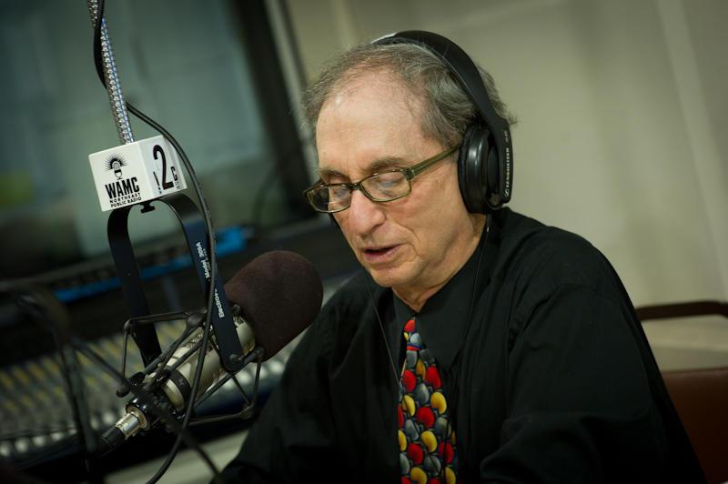 WAMC's Dr. Alan Chartock