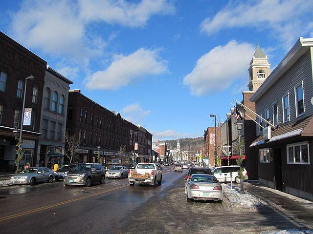 Main Street, Montpelier