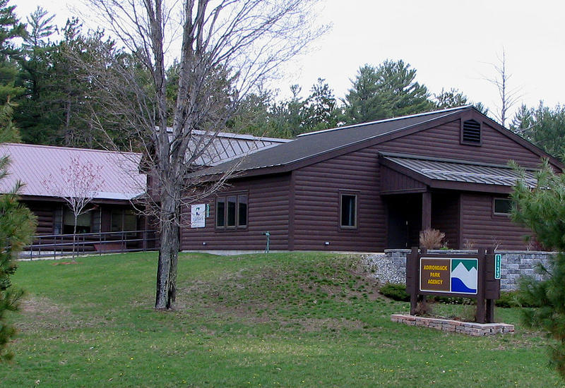 Adirondack Park Agency headquarters