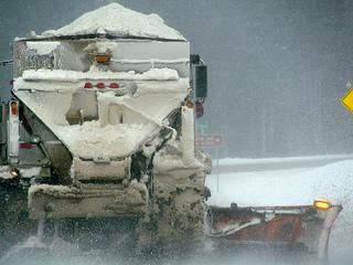 Salt Lamps Do They Melt : Riverkeeper Raises Concern Over Fracking Waste As De-Icer For NY Roads WAMC