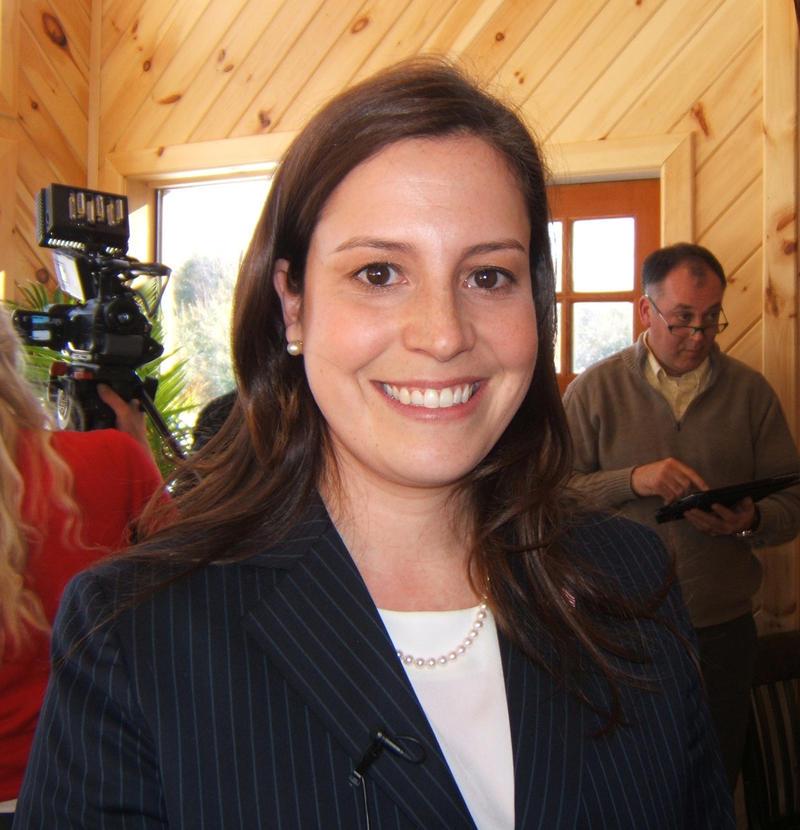 U.S. Representative Elise Stefanik
