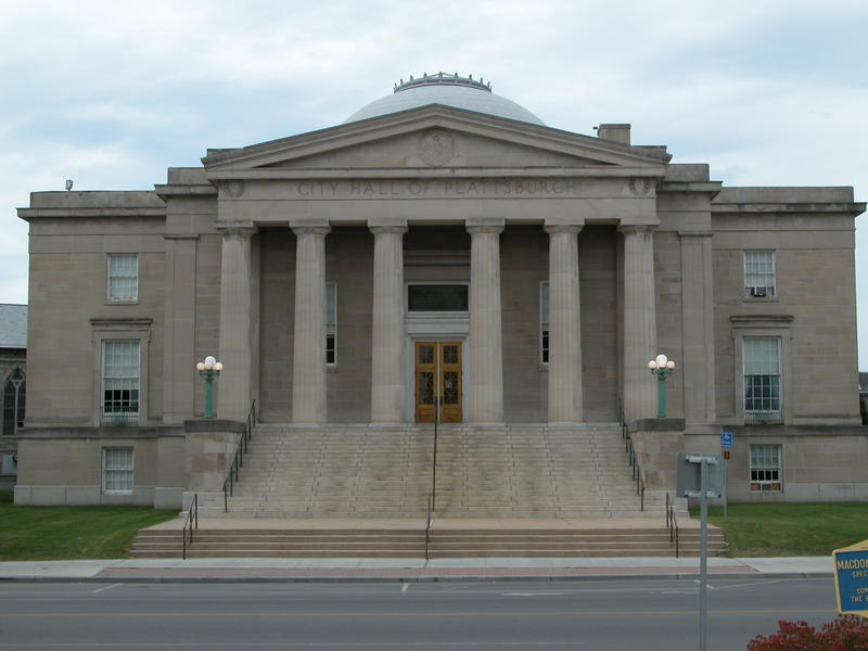 Plattsburgh City Hall