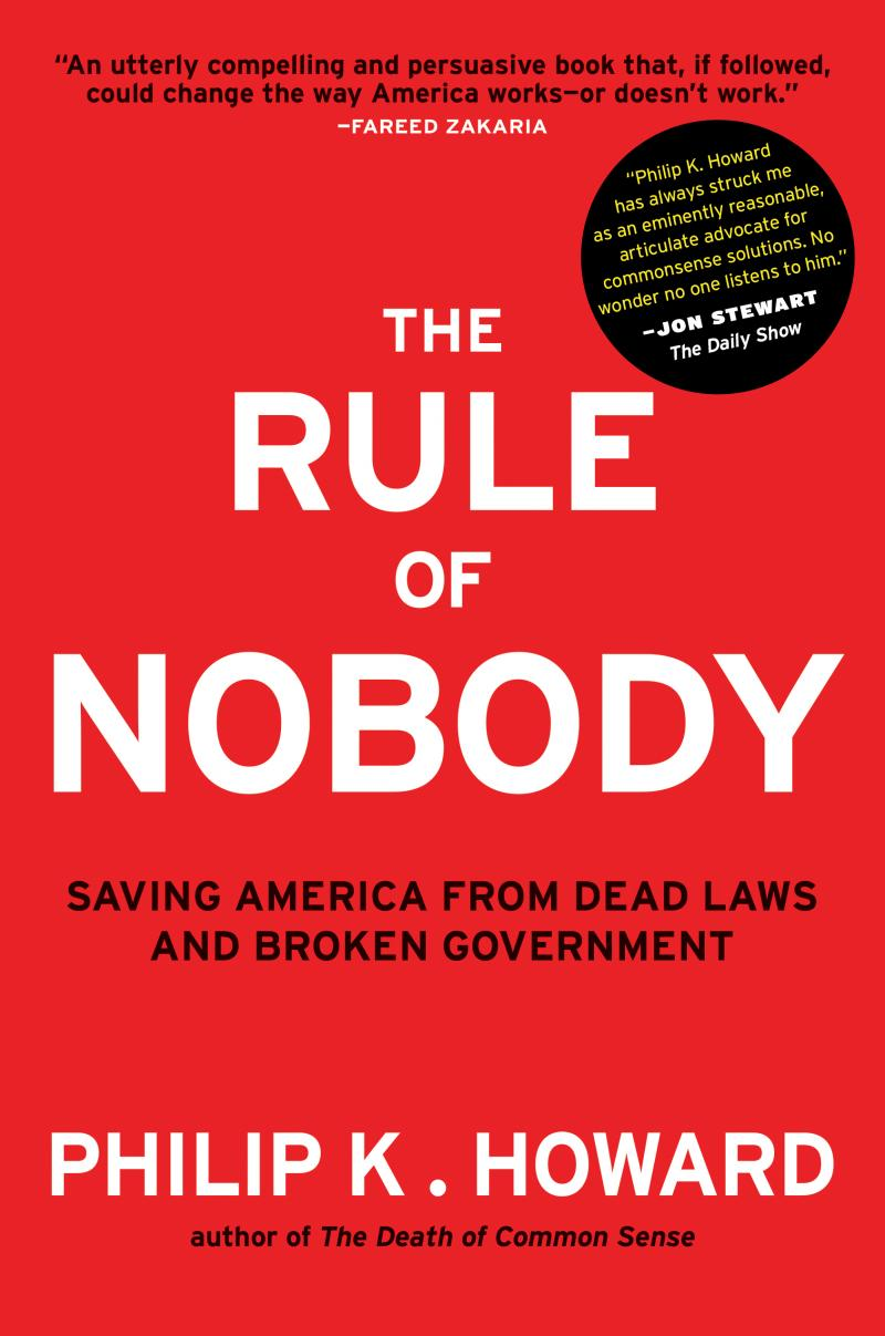 The ways how law is suffocating america