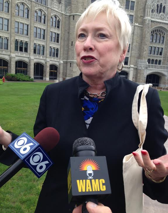 Chancellor Nancy Zimpher