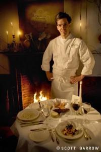 Chef Peter Platt