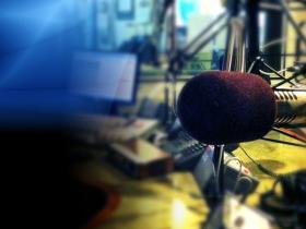mic. in studio