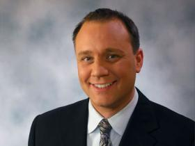 Newschannel 13 Meteorologist Paul Caiano