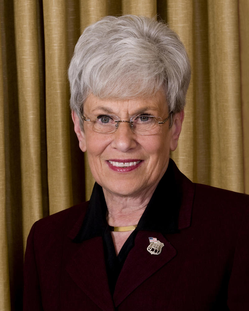 CT Lt. Gov. Nancy Wyman