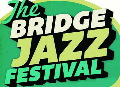The Bridge Jazz Festival logo