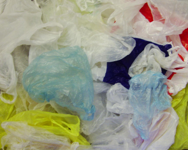 ban plastic materials As china bans 'foreign waste' the us //wwwnprorg/player/embed compost their food waste and carefully separate the paper and plastic.