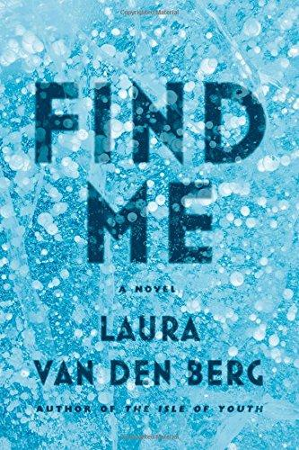 Book Cover - Find Me