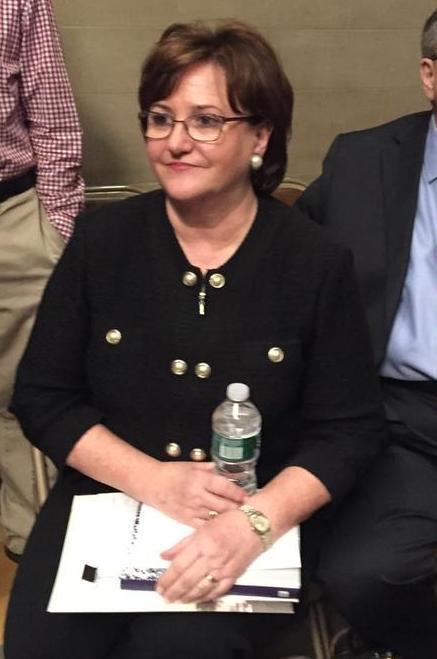NYS Ed Commissioner MaryEllen Elia