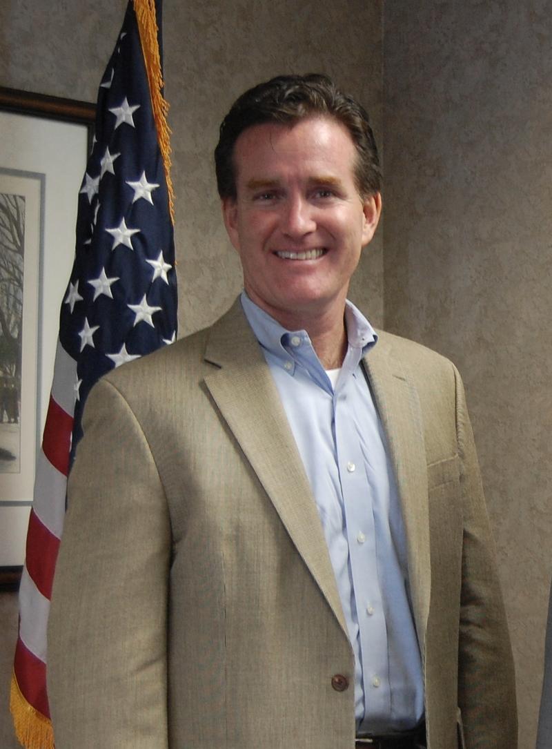 State Senate Majority Leader John Flanagan