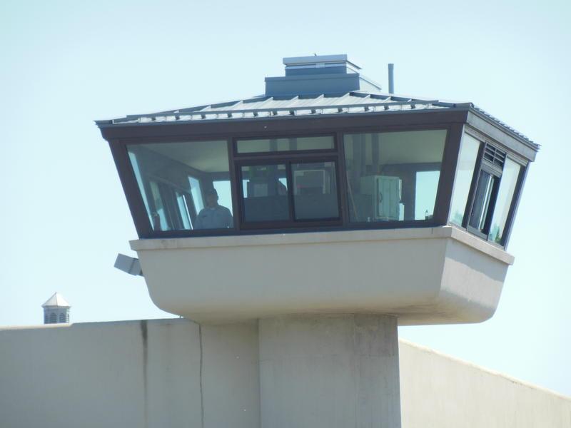 Clinton Correctional guard tower