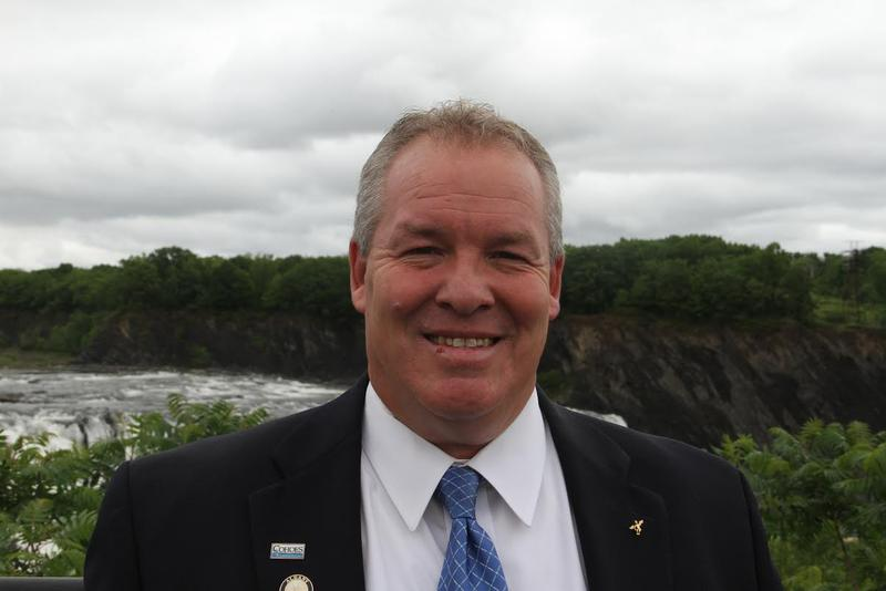 Cohoes Mayor Shawn Morse