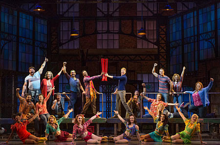 Kinky Boots at Proctors