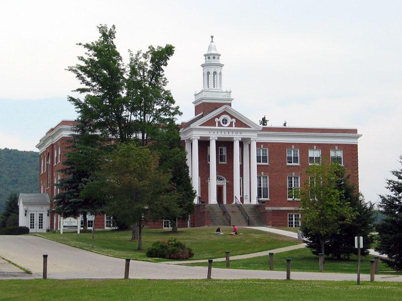 Woodruff Hall at Castleton University