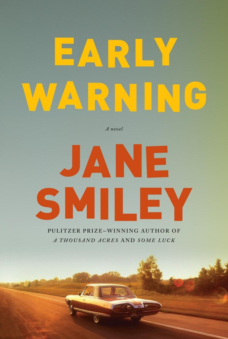 Book Cover - Early Warning by Jane Smiley