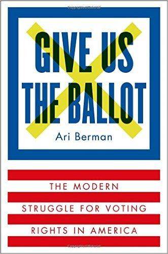 Book Cover - Give us the Ballot