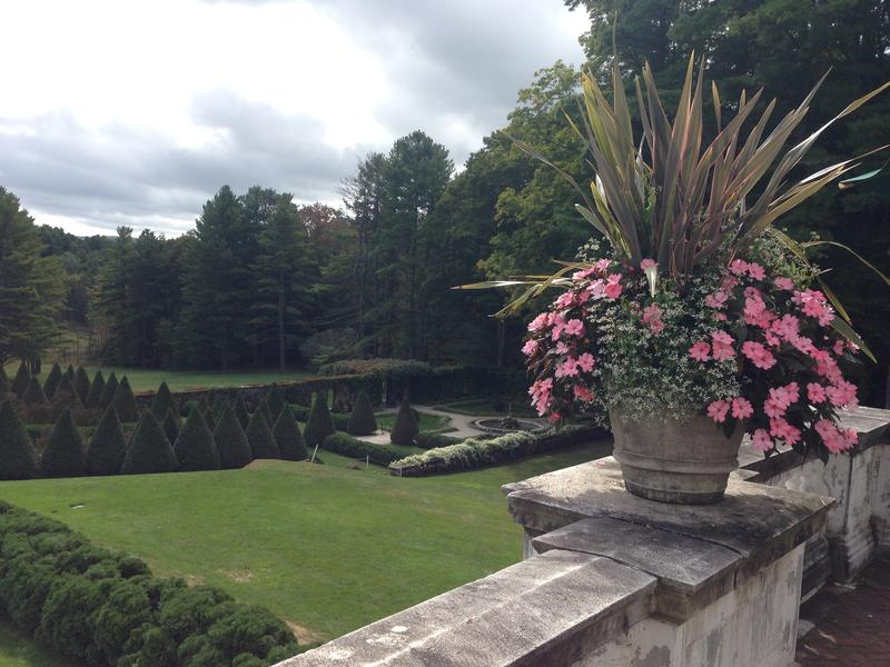 Gardens at The Mount in Lenox, Mass.