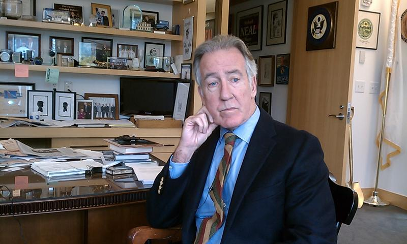 This is a photo of Congressman Richard Neal.