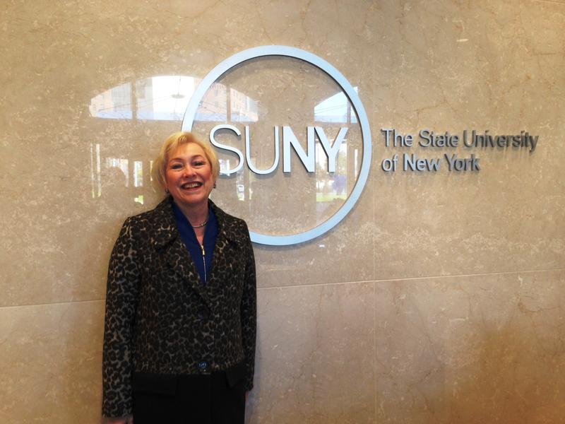 State University of New York Chancellor Nancy Zimpher