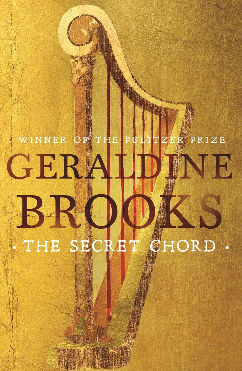 Book Cover - 'The Secret Chord' by Geraldine Brooks