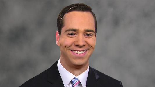 Meteorologist Jordan Sherman
